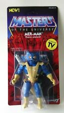 FIGURINE MASTERS OF T UNIVERSE MOTU POWERS GRAYSKULL SUPER7 Mer-Man