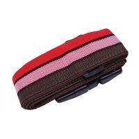 Sicurezza Cintura Serratura Combinazione Valigia Viaggi Bagagli Fascia X9E4 B2D3