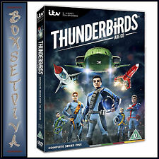 THUNDERBIRDS ARE GO - COMPLETE SERIES 1 *BRAND NEW DVD***