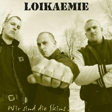 Loikaemie – Wir sind die Skins CD  (PUNK)(EASTER SALE 2020)