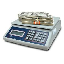 Cashmate cash counting machine - Accurate scale machine for cash, coins!