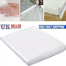 MATTRESS DUST PROTECTOR POLYTHNE PLASTIC BAG COVER SUPER KING SIZE HEAVY DUTY