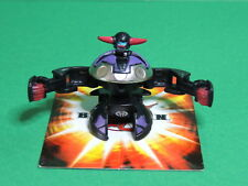 Bakugan Premo Vulcan Black Darkus 800G Season 2 S2 New Vestroia Special Attacks