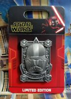 Disney Pin Sith Legion Star Wars The Rise of Skywalker LE 3000