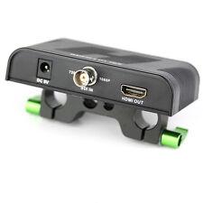 Lanparte SDI-HDMI-C Rig Mount SDI-3G to HDMI Monitor Converter (Max 12bit 4:4:4)