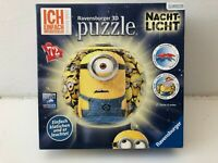 Ich einfach unverbesserlich 3D Nachtlicht Puzzle von Ravensburger 72 Teile