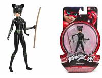 "Miraculous Ladybug Figure Doll LADY NOIR 5.5"" 14cm 39761 Bandai Free Shipping"