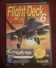 Flight Deck 6 Expansion Pack For Microsoft Flight Simulator X And FS2004 Abacus