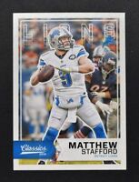 2016 Classics #54 Matthew Stafford - NM-MT