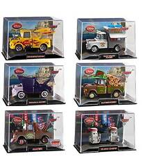 Disney Store Cars Drag Star Mater Hosen Dracula Taco Truck Wasabi Sushi Die Cast