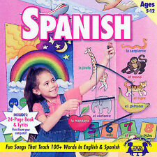 Spanish by Twin Sisters (CD, Nov-2000, Twin Sisters)
