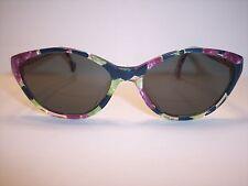 Vintage-Sonnenbrille/Sunglasses by ENRICO COVERI   Rare Original 90'