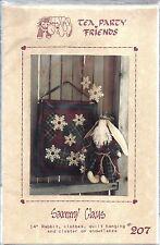 "Vintage Craft Sewing Pattern Tea Party Friends Sammy Claus 14"" Rabbit Clothes"
