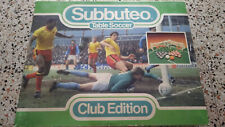 SUBBUTEO CLUB EDITION  Boxed Raro
