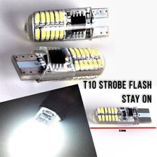Strobe Stay 3rd Brake Canbus LED T10 T15 921 168 175 194 White Y1 For Ford 2
