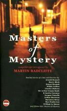 Masters of Mystery compiled and introduced by Martin Radcliffe