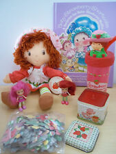 Vintage Lot Strawberry Shortcake 1995 Little Debbie Strawberry Shortcake & More