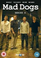 Mad Dogs Series 4 5014138608125 DVD Region 2