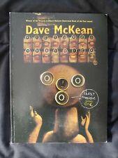 Dave Mckean Pictures That Tick book one, dark horse comics