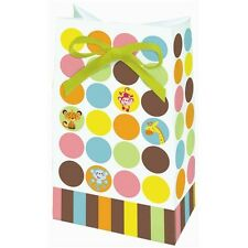 Favour Bags Fisher Price Baby Includes ribbon x12 A344416 baby shower party