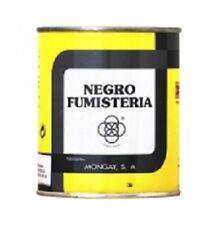 PINTURA ESMALTE NEGRO FUMESTERIA MONGAY 750ML