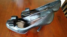 "NINE & CO Black Platform Stiletto 5"" Heels"