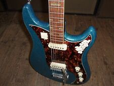 60's Norma EG-470-2 Blue Sparkle Electric