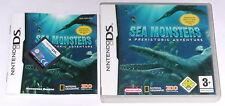 Gioco: Sea Monsters Prehistoric per il Nintendo DS LITE + DSi XL + + 3ds 2ds