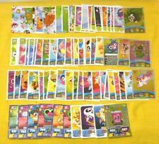 Moshi Monster Series 3  Cards HUGE BUNDLE  79 x Moshi Monster Cards
