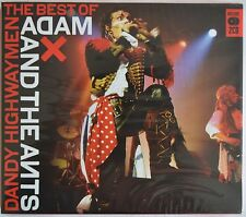 Adam Ant - Dandy Highwaymen (The Best of Adam and the Ants, 2007)  outer sleeve