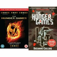 The Hunger Games Book and DVD Bundle