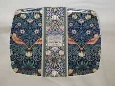 "Spode Strawberry Thief William Morris & Co 12.25"" Sandwich Tray - Plate"