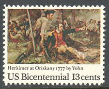 SC#1722 - 13c Herkimer at Oriskany Single MNH