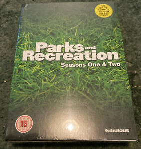 Parks and Recreation: Seasons One and Two DVD (2013)