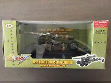 Ultimate Soldier Camo M59 Long Tom 155mm Cannon U.S. Heavy Artillery Gun 1/32