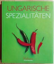 Culinaria Ungarn Ungarische Spezialitäten Anikó Gergely (Gebundene Ausgabe) TOP