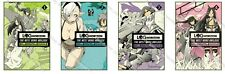 Log Horizon : WWB ( Vol. 1 - 4 ) English Manga Graphic Novels SET lot New