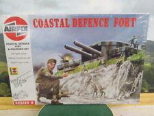 Airfix. defensa costera fuerte. Snap Juntos (sin pegamento) .1: 72/1:76. 06706