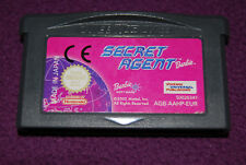 BARBIE : SECRET AGENT - Dice/Vivendi - Jeu Action Plate-Forme Game Boy GBA EUR
