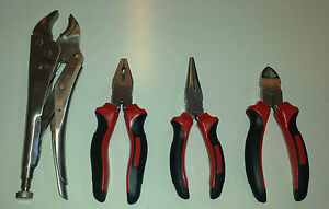 Stainless Steel 316 Pliers, Sidecutters, Vicegrips