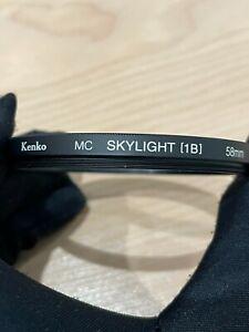 Kenko 58mm MC SKYLIGHT(1B) UV Filter *F38