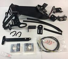 BRUUDT Kennzeichenhalter Tail tidy für Yamaha MT09 MT 09 MT-09 ab 2017