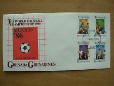 Mexico First Day Cover Sports Postal Stamps