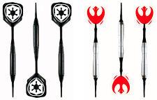 STAR Wars Twin Pack Empire and Rebels Dart Sets - 20 gram/18 gram darts
