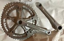 170 strada 52/42 Campy clone crankset French 14x1.25 classic road racing bicycle