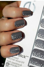 Essie Nail Stickers Sleek Stick UV Cured Nail Applique ~ STICKS AND STONES ~