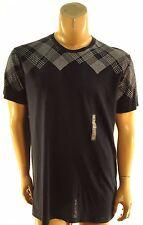 American Rag NEW Mens Navy Blue Sea Dweller Abstract Design T-Shirt sz- XL