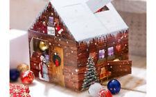 LINDT Adventskalender Kalender mit Schokoladen Füllung Schokolade