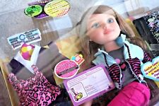 BEST FRIENDS CLUB INK (BFC) HUGE DOLL: ADDISON. 45 CMs! BRAND NEW IN BOX, OS!