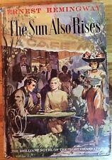 The Sun Also Rises by Ernest Hemingway (hardcover, Grosset & Dunlap, 1926)